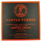 Cedarwood & Sandalwood Shaving Cream Bowl 200 ml