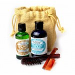 Beard Care Set beard soap 100 ml + beard tonic 50 ml