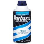 Barbasol Shaving Cream Pacific Rush Formula 198 g