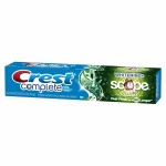 Crest Complete Whitening+Scope Outlast Toothpaste Mint 164 g