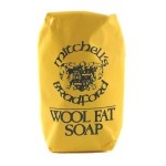 Mitchell's Wool Fat Soap - Bath Size Soap 150 g