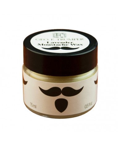 Lavender Moustache Wax 15 ml