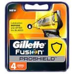 Gillette Lame Flexball Fusion Proshield 4 pz.