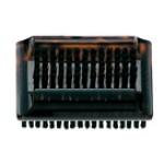Spazzolino per unghie in setola di cinghiale 7,5x5 cm