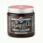 Pomp&Co Hair Cream Natural Matte Finish 114 g