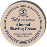 Almond Shaving Cream Bowl 150 g