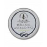 Jasmin and Lemon Moustache and Beard Wax 60 ml