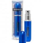 """Travalo Vaporizzatore Ricaricabile 5 ml - """"Classic HD"""" azzurro"""