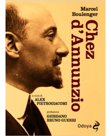 Chez d'Annunzio - Libro