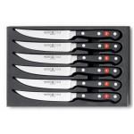 Classic Set 6 coltelli bistecca lama 12 cm